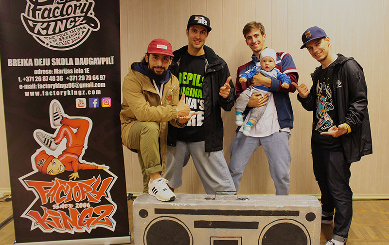 together Predatorz Factory Kingz 11th Birthday